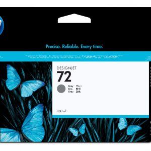 HP 72 Ink Cartridge Grey 130ml C9374A