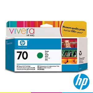 Vivera HP Inks Green