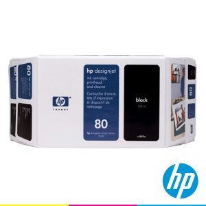 HP 80 Ink Cartridge Black