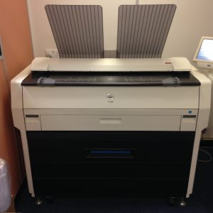 KIP 7100 Multifunction plotter printer scanner