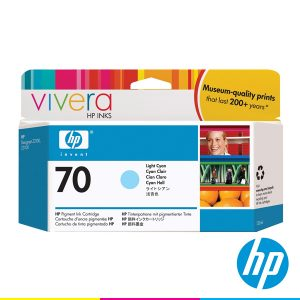 Vivera HP Inks Light Cyan