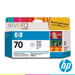 HP 70 Vivera Light Grey
