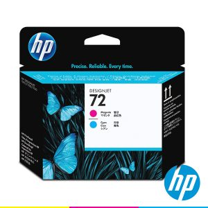 HP Design Jet 72 Magenta and Cyan