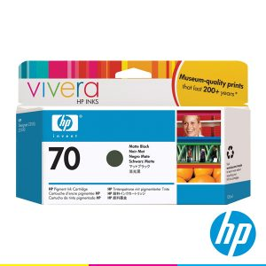 Vivera HP Inks Matte Black