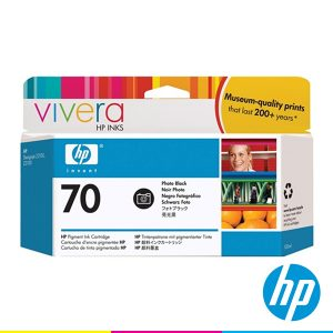 Photo Black Vivera HP Inks