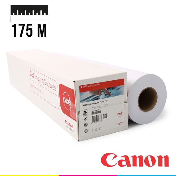 It is a photo of Mesmerizing Canon Red Label 90gsm