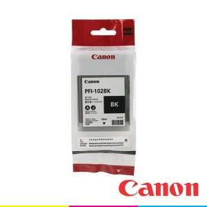 Canon pf1 102 black ink