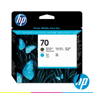HP 70 matte black ink