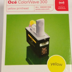 Oce yellow colorwave 300 printhead 1060091359