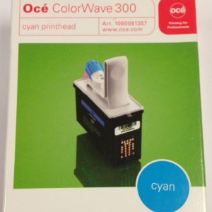 Oce Cyan colorwave 300 printhead 1060091357