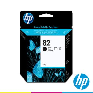 HP 82 Black Ink