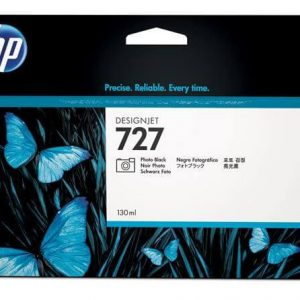 hp-727 photo black