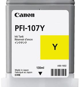 canon_pfi-107y_printer_ink